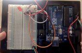 El partido Pumpin Sensor 3000 w/un estroboscópico luz Extra de temperatura