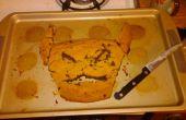 ¿Cómo hacer un monstruo de las galletas