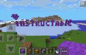 Cómo hacer una granja Cactus automático en Minecraft PE