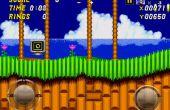 Sonic el modo de depuración de hedgehog 1 y 2 (IOS/Android)