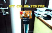 Sensor de Color DIY
