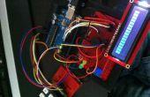 Bomba defuseable de Arduino, perfecto para partidas de airsoft! (con temporizador, pantalla LCD, teclado, sonido y más!)