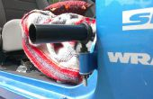 Jeep Wrangler estriberas