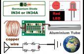 Cómo hacer un electrostático RF Detector o Detector de fantasmas