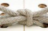 Cómo hacer el Ian Knot, por una corbata de cordón rápido