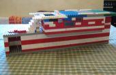 Construir una casa de Hamster de Lego!