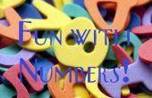 Diversión con números!