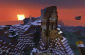 Casa Mountian Minecraft