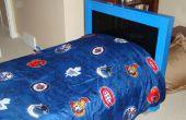 Construir una cama doble
