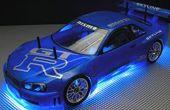 ¿Efectos de suelo LED kit para el coche
