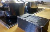 Temporizador de cocina de Arduino con una introducción interrupciones de contador de tiempo