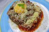 Steak Tartare - la 'hamburguesa cruda'
