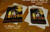 Tarjetas de Navidad personalizadas