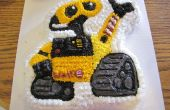 Torta de Wall-E