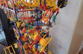 Renovism - una máquina de la bola de K'nex
