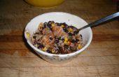 Tipo comida: Jambalaya de camarones en 10 minutos * y 10 bucks **