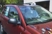 Reemplazar una antena rota auto