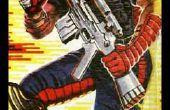 Crear un brazal de antebrazo de GI Joe Cobra Viper para cosplay
