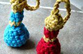 Crochet el Mana y la botella de poción de salud