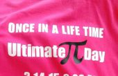 Hacer camisas de día PI para la familia
