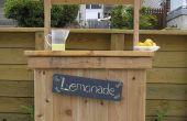 Construir el soporte de la limonada perfecta con sus hijos