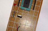 PIC16F1787 programador tablero (para casi todos 40 pin 16Fxxx)