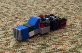 Mini transformador Lego