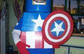 Disfraz de LEGO Capitán América