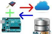 Cómo hacer comunicar Arduino con teclado a MySQL DB.