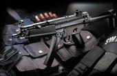 Cómo hacer una pistola de forma