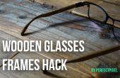 Gafas de madera Marcos Hack