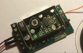 Utilizando una desecho normal alarma PIR con Arduino