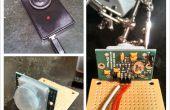 Sistema de alarma de Sensor de movimiento DIY