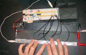 Controlada de grafito sintetizador aditivo