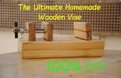 Cómo hacer el último tornillo madera | Herramientas de bricolaje para madera #3