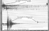 Este sismógrafo no es ningún juguete!