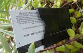 Escudo de manga RFID