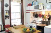 Establecer hasta una cocina completa por $100