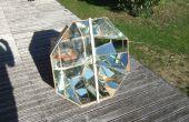 Horno solar de caja