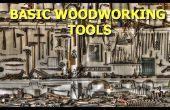 Cartilla de trabajo de madera: Basic herramientas Inicio con Intro