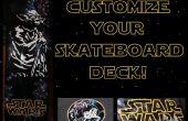 Personalizar tu Deck de Skateboard!