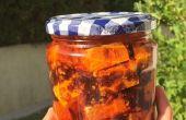 Paneer en aceite de especias Tandoori
