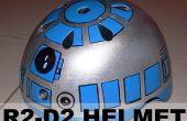 Casco R2-D2