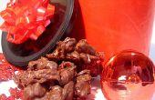 Dulces de Navidad más rápida, más fácil: Tuerca Clusters