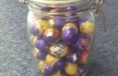Cómo ganar en conjeturar cuántos huevos son en el jar...