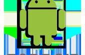 Ocultar archivos en android