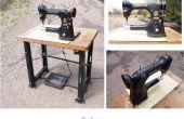 Reformado máquina de coser Industrial