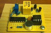 Cómo hacer un Clap-Clap Clap-Clap de interruptor de circuito!