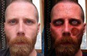 """Cómo manipular una foto para ser un """"Zombie"""""""