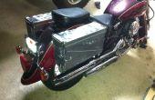 Alforjas de la motocicleta de munición puede